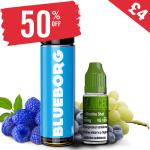 50% OFF Juice of the week – Blueborg £4