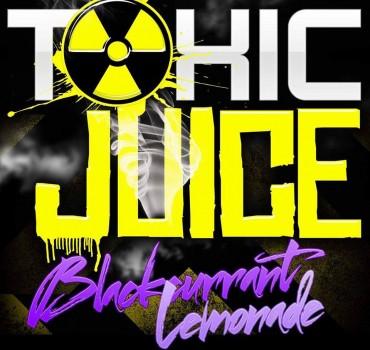 Blackcurrant Lemonade flavour eliquid by Toxic eJuice