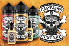 Captains Custard 50ml's only £5