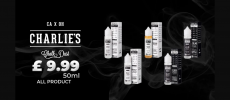 47% OFF – Charlie Chalk Dust Sale 50ml in just  £9.99