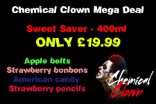 400ml for £19.99 Mega Deal From Chemical Clown