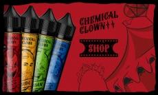 Chemical Clown Eliquid Bundle – 4x50ML SHORT FILLS & 4X10ML NIC SHOTS – £25!