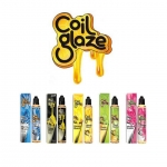 Coil Glaze 50ml Shortfill £9.99