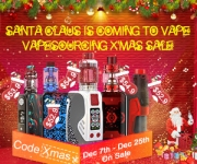 Great Christmas Cheap Vape Deals With Code: Xmas