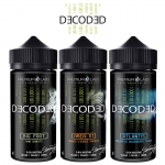 Decoded 100ml Shortfills – £11.99