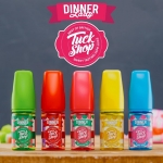 Dinner Lady Tuck Shop range £3.99 a bottle