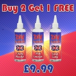 100ml Shortfill BUY 2 GET 1 FREE – Strengths available 0mg, 3mg and 6mg