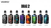 VooPoo DRAG 2  ! FREE POSTAGE ! ALL COLOURS ! £60