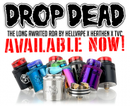 DROP DEAD RDA + 100ML @ 50% OFF!