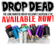 DROP DEAD RDA + 100ML @ 50% OFF!