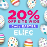 20% Site Wide Easter Special