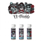 El Diablo Black Edition 50ml Shortfill – £7.99