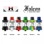 HorizonTech Falcon Mini Sub-Ohm Tank – Free 5ml Bubble Glass