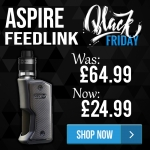 Aspire Feedlink Squonk Kit – £24.99 – TABlites