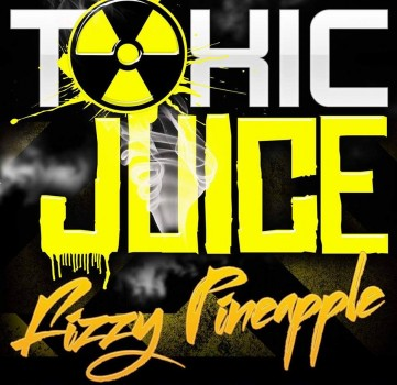 Fizzy Pineapple flavour eliquid by Toxic eJuice