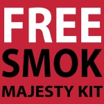 FREE SMOK MAJESTY KIT – Spend over £29 on Shortfill E Liquids and get a SMOK MAJESTY KIT FREE