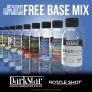 Get a FREE bottle of 250ml Base Mix with every Bottle Shot!