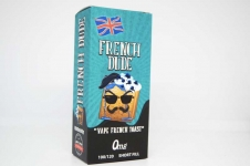 French Dude 100ml Shortfill only £10 – Cheapest in the UK