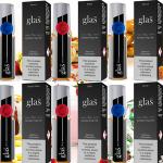 Glas – E-Liquid – All Flavours -10ml now £1.49