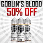 50% OFF Fusion Haze 'Goblins Blood'