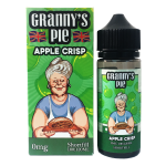 Granny's Pie Clearance Sale ONLY £7.99!! Apple Crisp 100ML