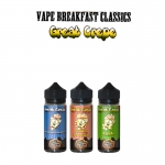 Vape Breakfast Classic – New Great Crepe Range – Buy 1 Get 1 Half Price