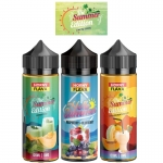 Horny Flava The Summer Edition and Hello Summer 100ml E-Liquid Shortfills – £7.99