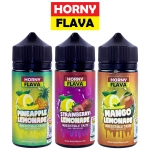 Horny Flava Lemonade 100ml E-Liquid Shortfills – £12.99