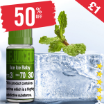 50% OFF Juice of the week – Ice Ice baby only £1
