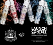 Illusions Giveaway – Win free juice