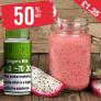 £1.25 – 50% OFF Juice of the week is Dragon's Milk!