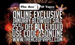 25% off at The Ace Of Vapez