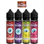 Juice Monster 50ml E-Liquid Shortfills – £4.99