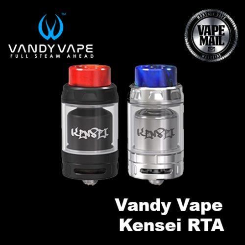 Vandy Vape Kensei 2199 Free Delivery At Vape Mailcouk Plus 20