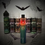 Buy these 6 bottles of king of vapes and get a FREE rock vape pen