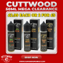 Cuttwood 50ml Short Fills – £2.99 or £2 For 5!