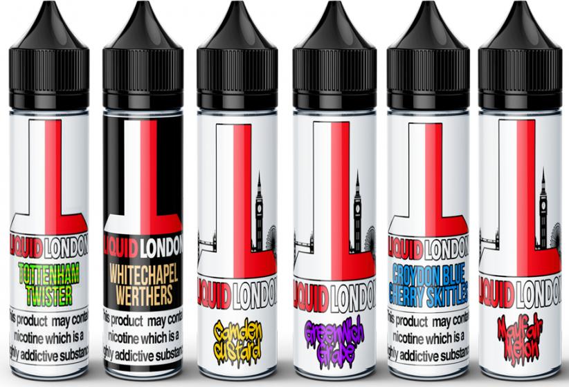Liquid london Mega Deal