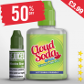 50% OFF Shortfill of the Week – £3.99 Fizzy Lemon and Lime + free nic shot!