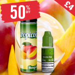 £4 Mango Cream 50% OFF at Rejuiced
