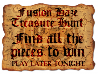 1000ml e-liquid Treasure Hunt at Fusion Haze