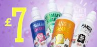 Milkshake e Liquids Deal UK – Only £7