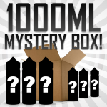 200ml extra FREE with all Mystery Boxes