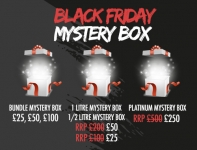 Black Friday Mystery Boxes at Greyhaze!