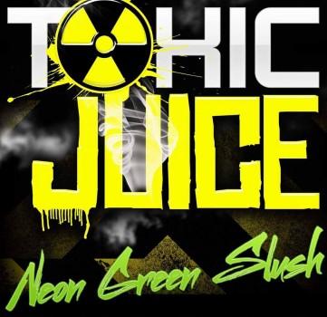 Neon Green Slush by Toxic eJuice
