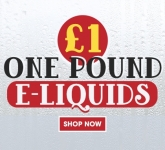 £1 E Liquids – 30 Flavours to Choose From- 10ml – Quality E Liquids at Low Prices!