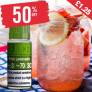 £1.25 Pink Lemonade 50% OFF