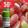 50% OFF Juice of the week – £1.25 Rhubarb & Custard