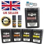 Mr Cloud E-Liquid – 3X10ml Bottles – ONLY 99 PENCE