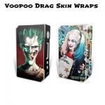 Voopoo Drag 157w Skin Wraps