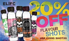 20% ALL Bottle Shots!